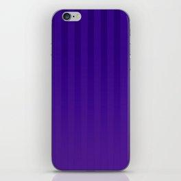 Gradient Stripes Pattern dp iPhone Skin