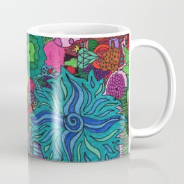 Fineliner Randomaness 2 Coffee Mug