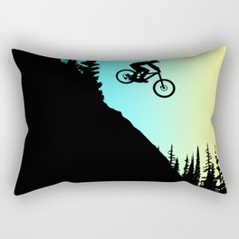 MTB Colors Rectangular Pillow