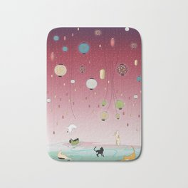 Cat's Paradise Bath Mat