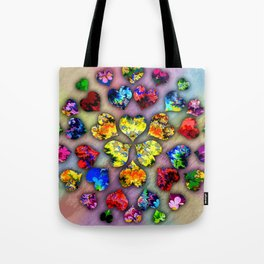 heart beat II Tote Bag