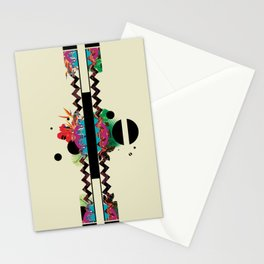 DAILY LIFT OFF Stationery Cards