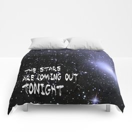 the stars are coming out tonight  UK Comforters