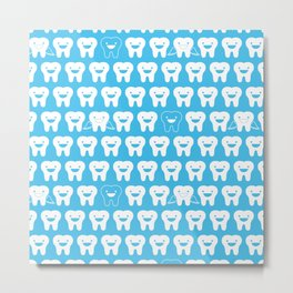 Happy Tooth Fairy Metal Print