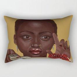 Knowledge Rectangular Pillow