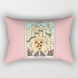 PIZZA READING Rectangular Pillow
