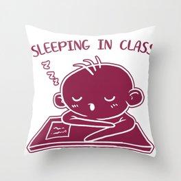 Schoolcontest 1st Day of School Scholar Gift Idea Throw Pillow