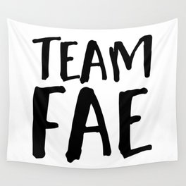 Team Fae Wall Tapestry