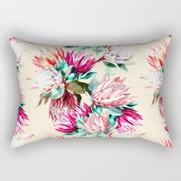 King proteas bloom II Rectangular Pillow