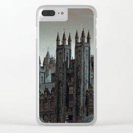 The Mound Edinburgh Clear iPhone Case