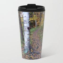 Birch Tree Trail Travel Mug