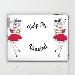 Dancing Doll Laptop & iPad Skin