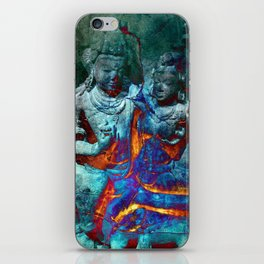 Spontaneous Combustion iPhone Skin