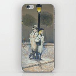 Midnight in Paris iPhone Skin