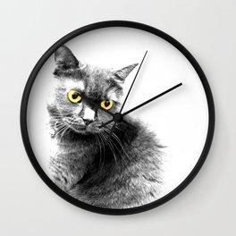 Muimui 4 Wall Clock