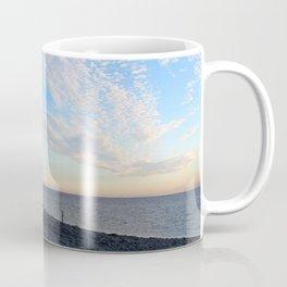Watercolor People in Nature, NSS, Photography 02, Cape Breton, Nova Scotia, Canada Coffee Mug
