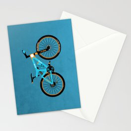 Mountain Bike Stationery Cards
