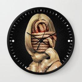 Knots Wall Clock