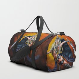 Pole Creatures: Valkyrie Duffle Bag