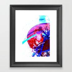 Screwed Framed Art Print