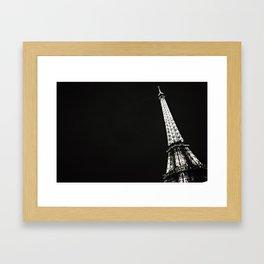 La Tour Eiffel III Framed Art Print