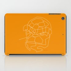 One Line The Thing iPad Case