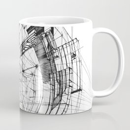 Architecture Fantasy 00347 Coffee Mug