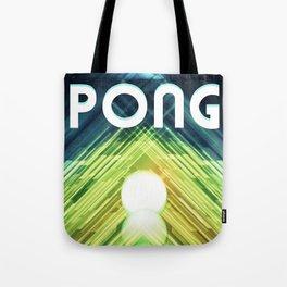PONG #2 Tote Bag