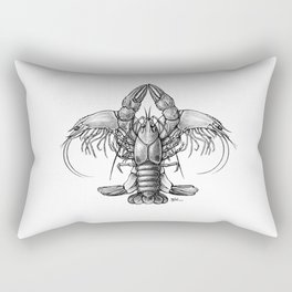 Craw de Lis Rectangular Pillow