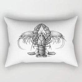 Craw de Lis Rectangular Pillow