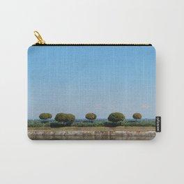 Landscape design and garden plants composition Carry-All Pouch