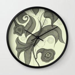 Botanica 4 Wall Clock