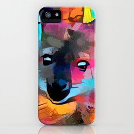 Wallaby iPhone Case