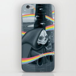 I Follow Rainbows iPhone Skin