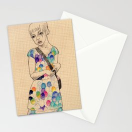 Streetstyle Japan Stationery Cards