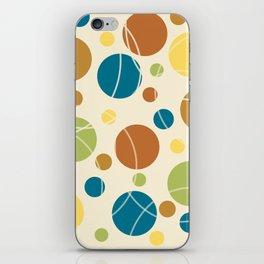 Cuba Street Dots v2 iPhone Skin