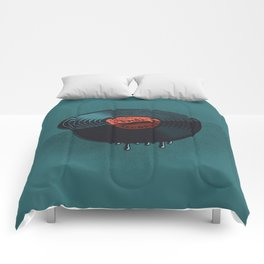 Hot Record Comforters