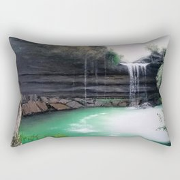 Hamilton Pool Rectangular Pillow