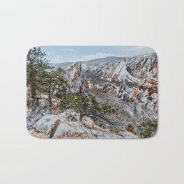 Roxborough State Park, Colorado Bath Mat
