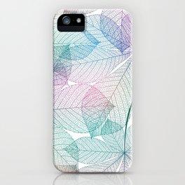 Pattern 55161 iPhone Case