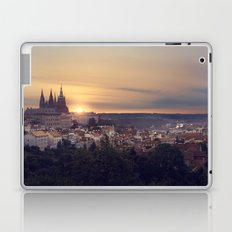 Sunrise in Prague Laptop & iPad Skin