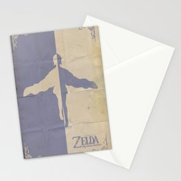 The Legend of Zelda: Skyward Sword Stationery Cards