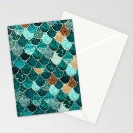 REALLY MERMAID Stationery Cards
