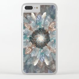 Crystal Hole Clear iPhone Case