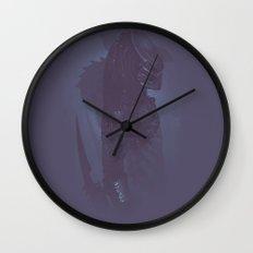 Predator 02 Wall Clock