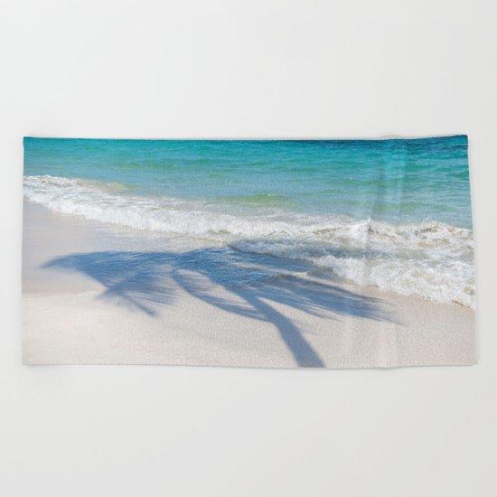 SEA TREE Beach Towel