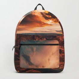 horse shoe bend canyon Backpack