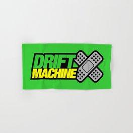 Drift Machine v3 HQvector Hand & Bath Towel