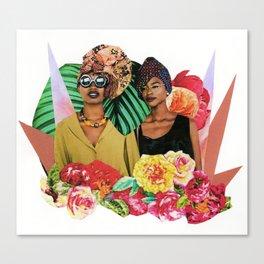 BLOOM 25 Canvas Print