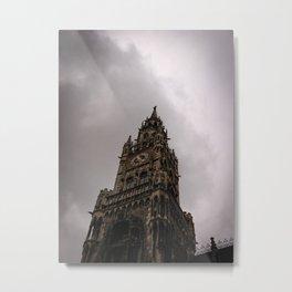New Town Hall Metal Print